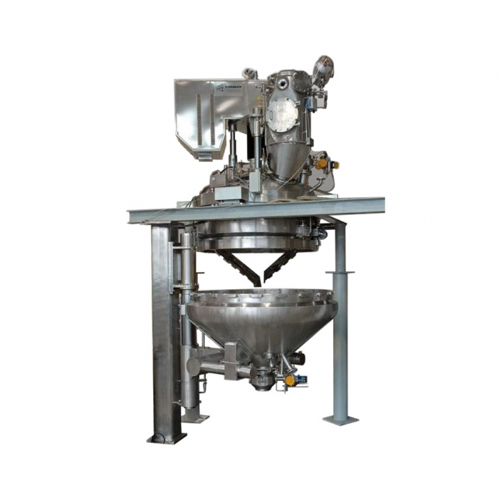 Vertical Vacuum Dryer COMBER Condry?