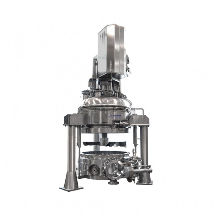 Vacuum Pan Dryer COMBER Turbodry?