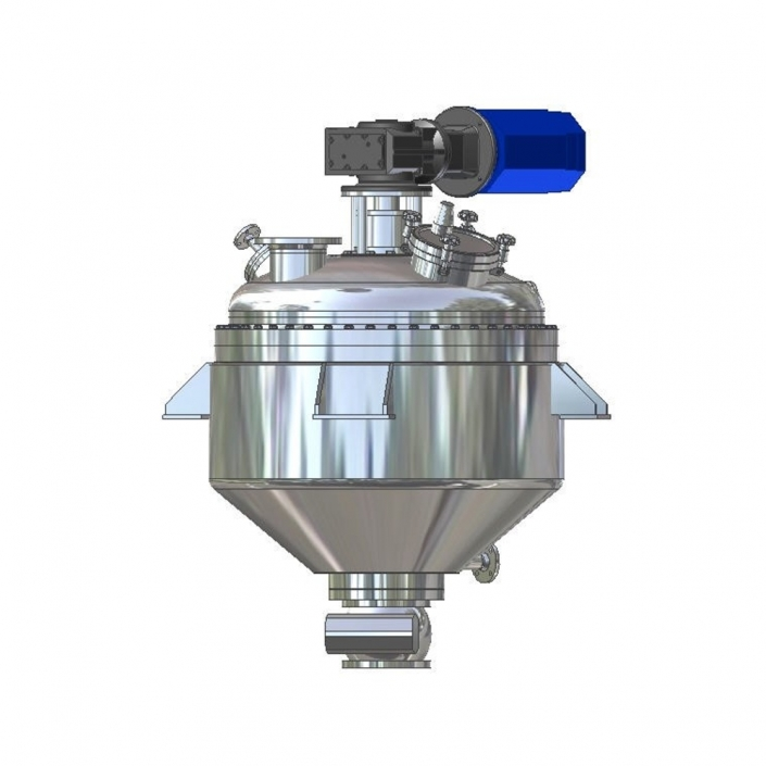 Cylindro Conical Dryer