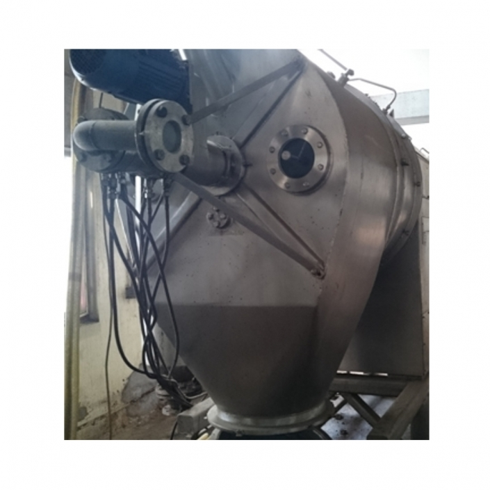 Inverting Filter Centrifuge HF - Year 2002
