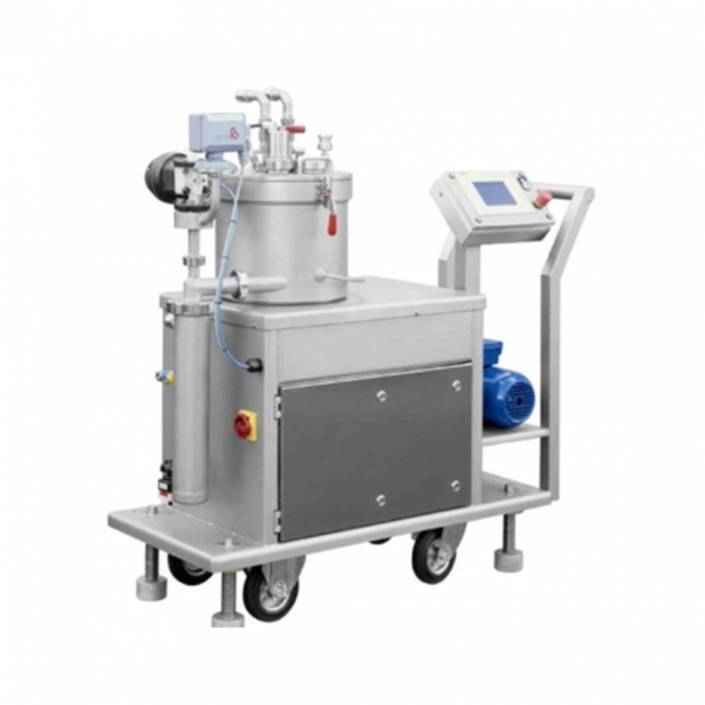 Vertical Centrifuge top discharge - Year 2006